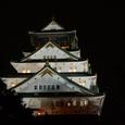大阪城ライトアップ☆